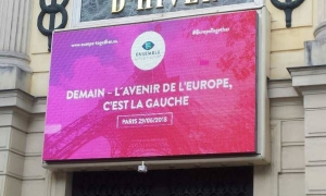 Meeting Europe Together S&D à Paris
